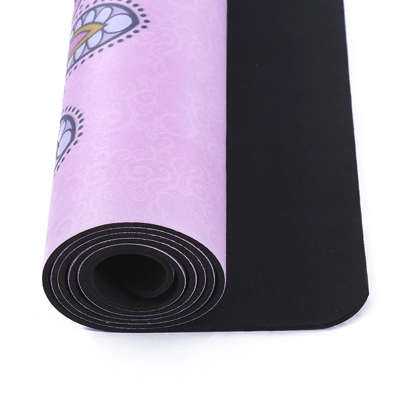 Manufacturer Cheap Price Gymnastics TPE Aerobic Exercise Yoga Mat