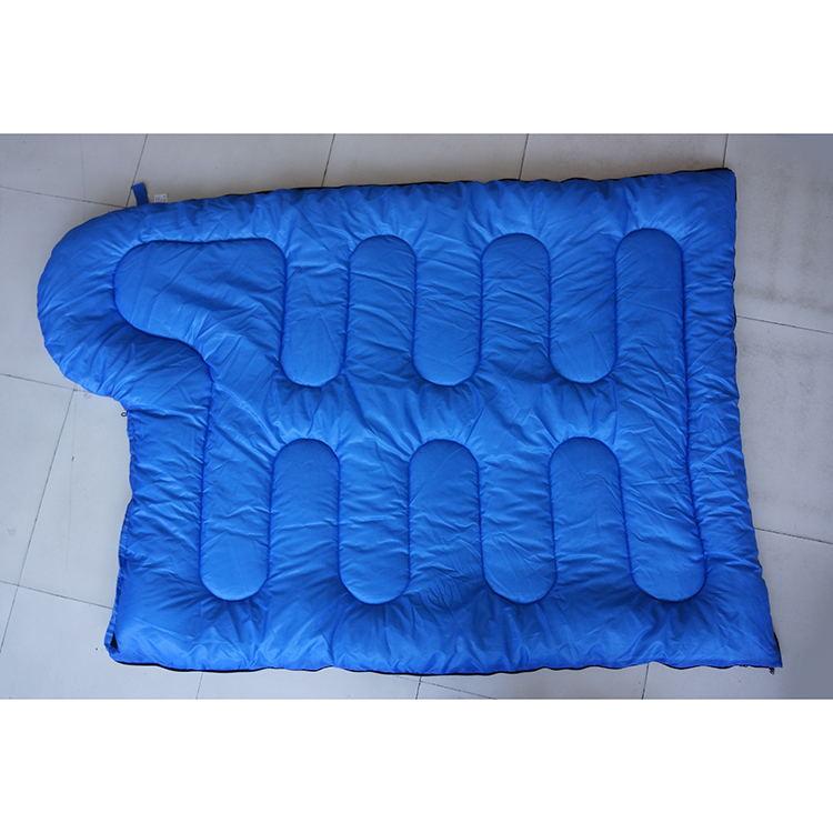 Camping portable sleeping bags ultra light mummy sleeping bag