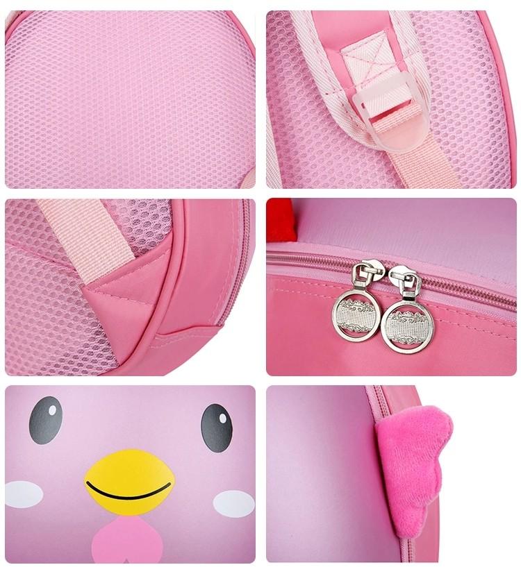 High Quality Waterproof Lightweight Custom EVA Kids School Backpack