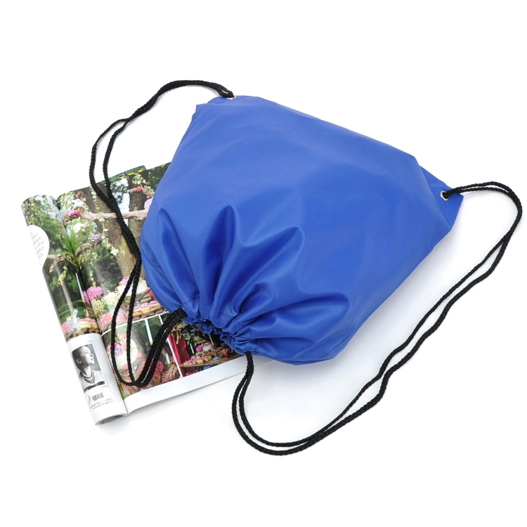 Beautiful Color Waterproof Household Simple Dustproof Bag Travel Clothes Drawstring Bag Wholesale