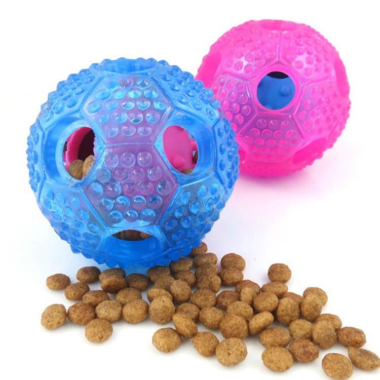Dog Toys Pet Ball-food Ball For Dogs Food Dispenser Dog Treat Ball