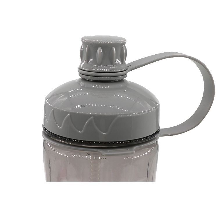 Hot sales customized logo sports hot selling water bottle with handle