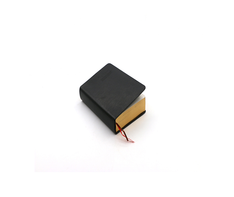 Custom Leather Blank Biblical Notebook