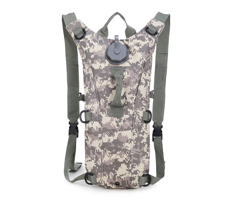 Tactical Backpack Hydration 3L Cycling Hiking Tactical Bag Backpack Water Bag With Water Bladder
