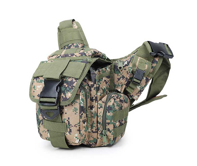 Tactical Waist Pack Bag Military Outdoor Waist Bag For Sport Hiking Traveling Fishing