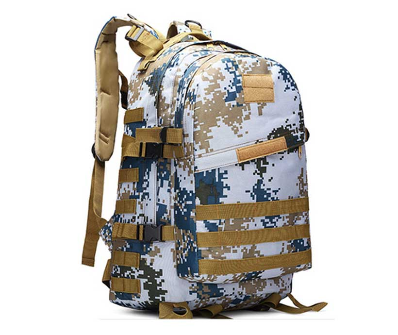 3d Military Tactical Backpack Cheap Outdoor Camouflage Hiking Backpack  Tactical For Hunting