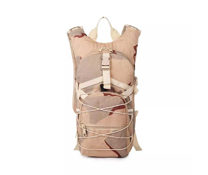 Tactical Military Hydration Backpack Camo Water Bag Military Hiking Water Bag Backpack
