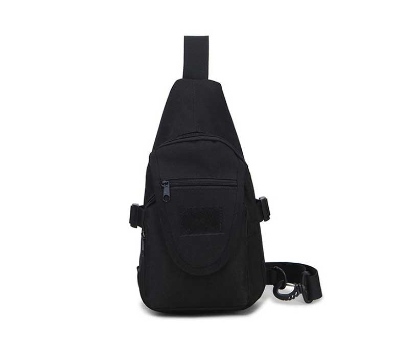 Single Chest Bag Tactical Shoulder Sling Bag Mens Cross Body Chest Bag Men