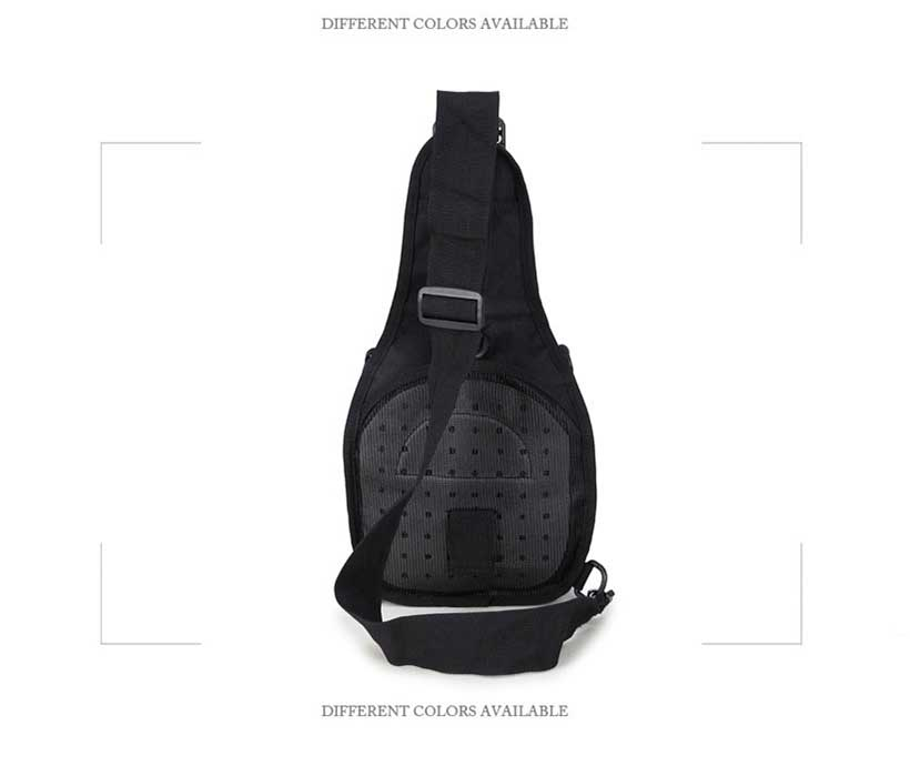 Tactical Chest Bag Wholesale Military Mens Sling Chest Bag