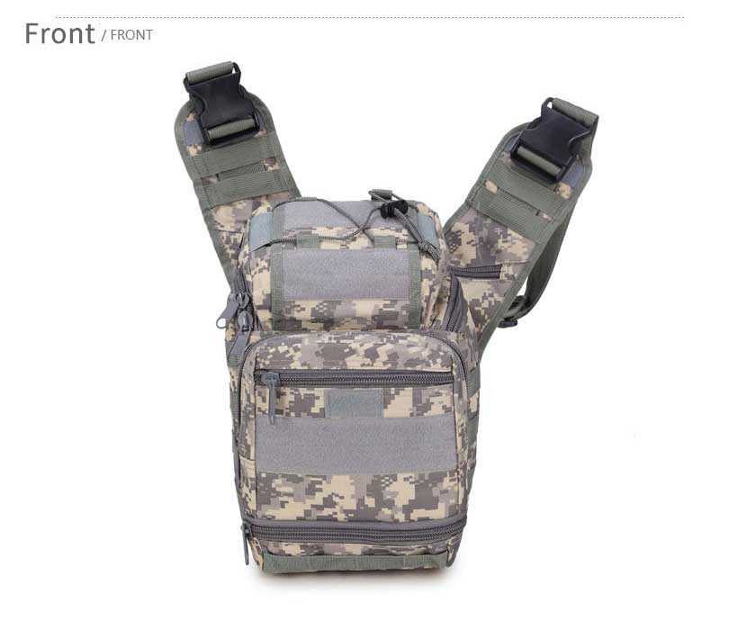 Tactical Saddle Bags Outdoor Military Motorcycle Camera Pack Leisure Sports Saddle Bag Waterproof Sport Waist Bag With Shoulder Strap