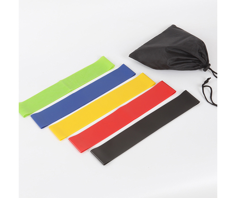High Quality Latex Circular Stretching Resistance Band Hip Circle Resistance Band
