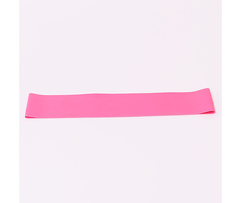 Tension Mini Rubber Hot Sale Natural Latex Rubber Resistance Loop Band For Exercise body