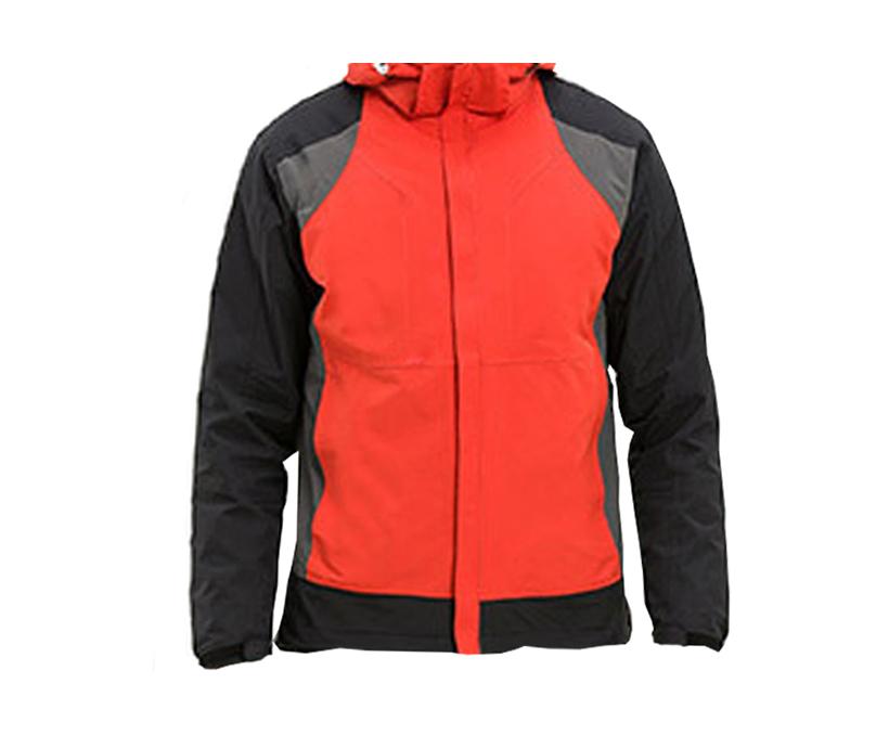 High-end Liner Detachable Hiking Coat Men And Women Down Ski Jacket Couples Winter Jacket