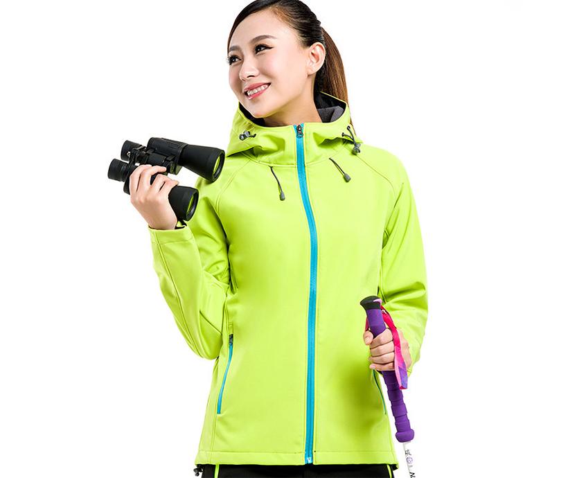 Waterproof Softshell Ski Jacket Sports Rain Jacket Men Jacket