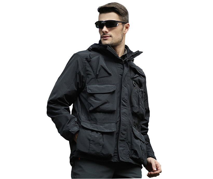 Hiking Coat Military Field Jackets Men Army Jackets for Men