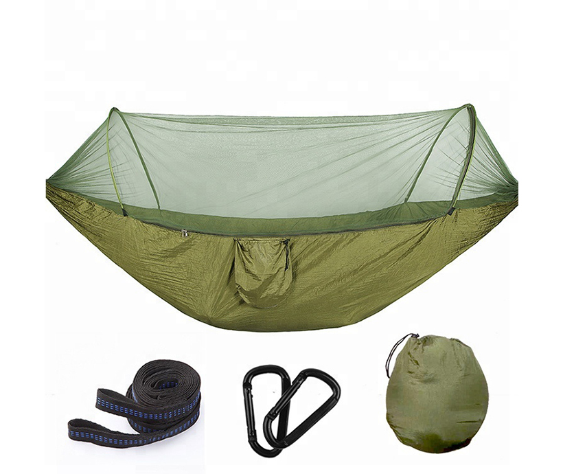 outdoor camping hammock mosquito net camping hammock double camping hammock