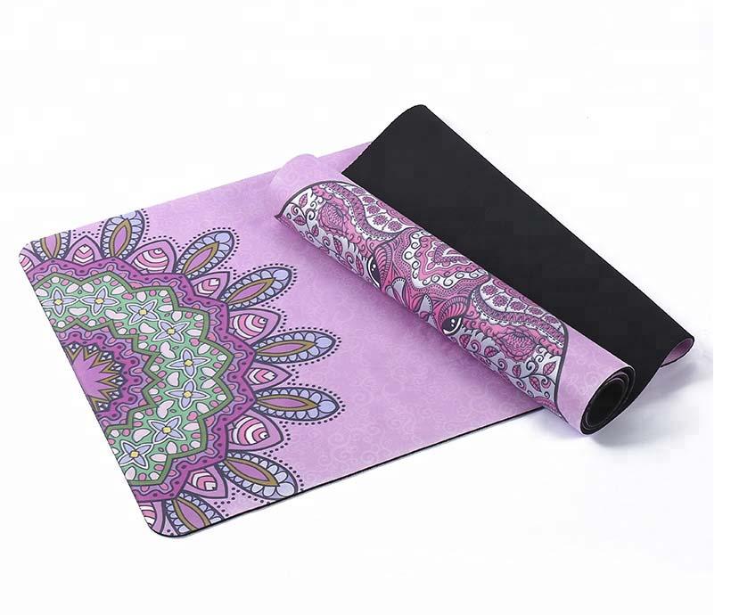 Waterproof Durable Soft Tpe Yoga Mat Yoga Mat