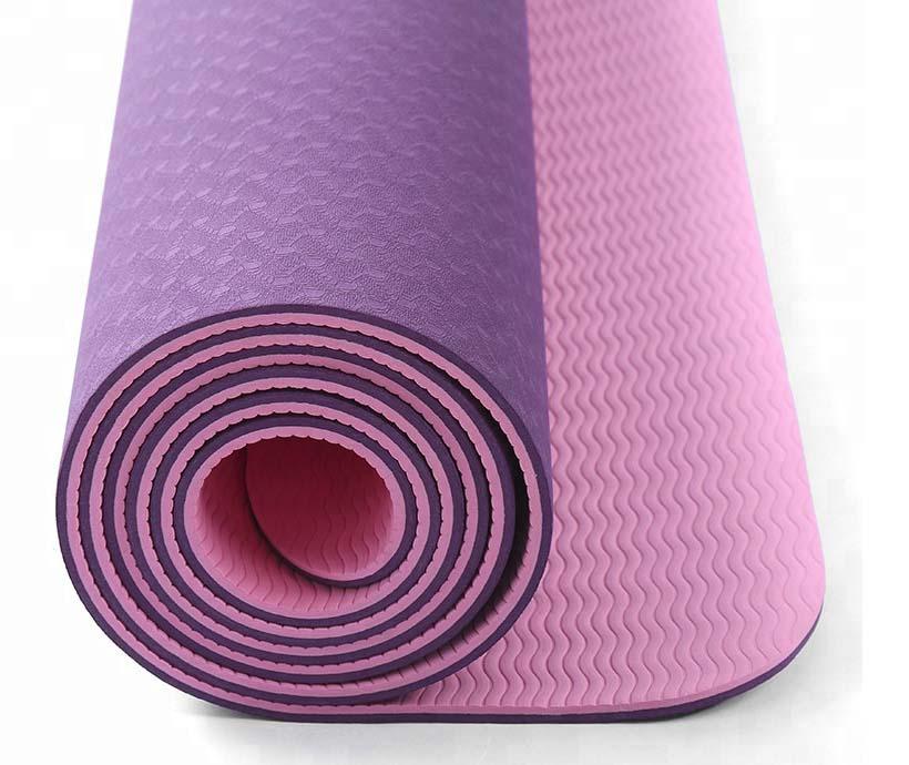 Wholesale Anti-slip Yoga Mat Manufacturer With Custom Logo