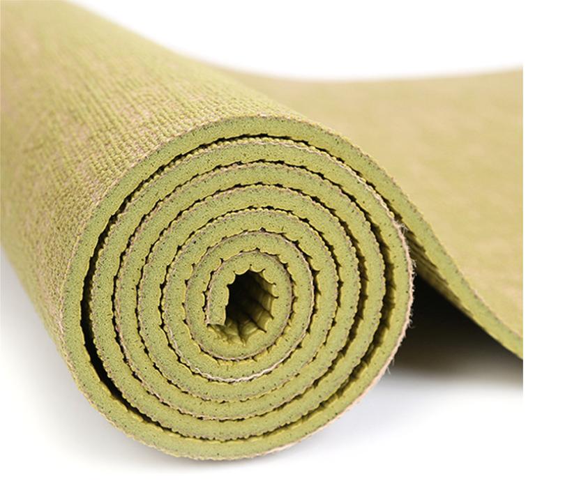 Eco Yoga Mat Natural Rubber Yoga Mat Cork Yoga Mat