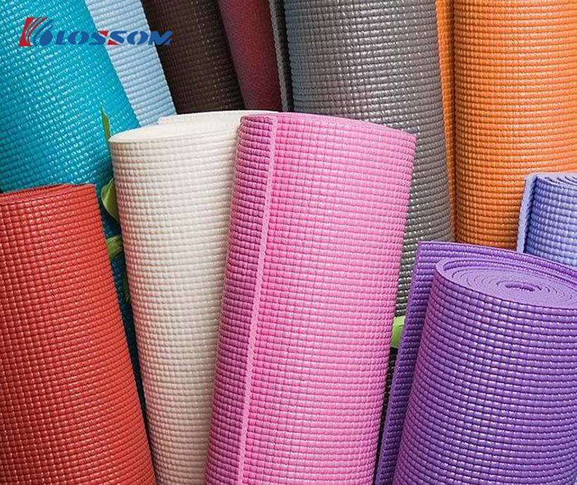 Exercise Yoga Mat High Quality Manufacturer Gymnastics TPE Aerobic Yoga Mat