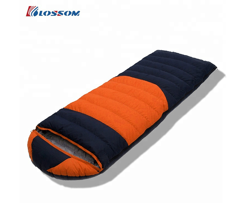 Lightweight Outdoor Portable Hiking Travelling Sleeping Bag Winter Envelope Sleeping Bag for Camping