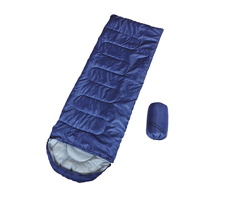 Compact Windproof Envelope Style camping sleeping bag