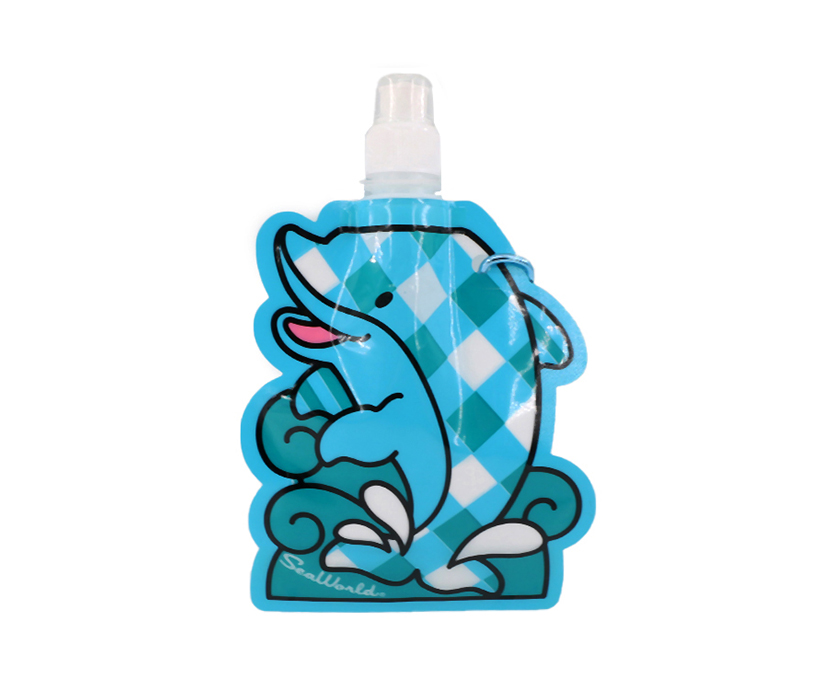 Customize PE Water Pouch Children Drinkware Water Bag Water Pouch for Kids