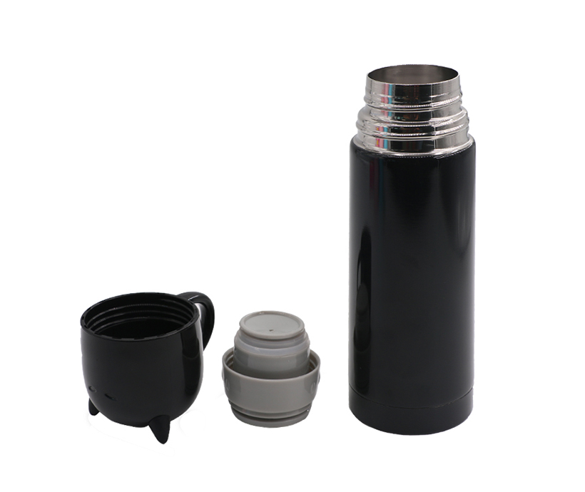 12oz vacuum insulated stainless steel water bottle couple thermos with lid
