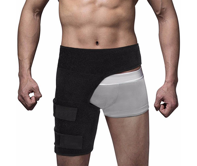 Thigh Protector China Factory High Quality Outdoor Sports Leg Protector Prevent Muscle Injury