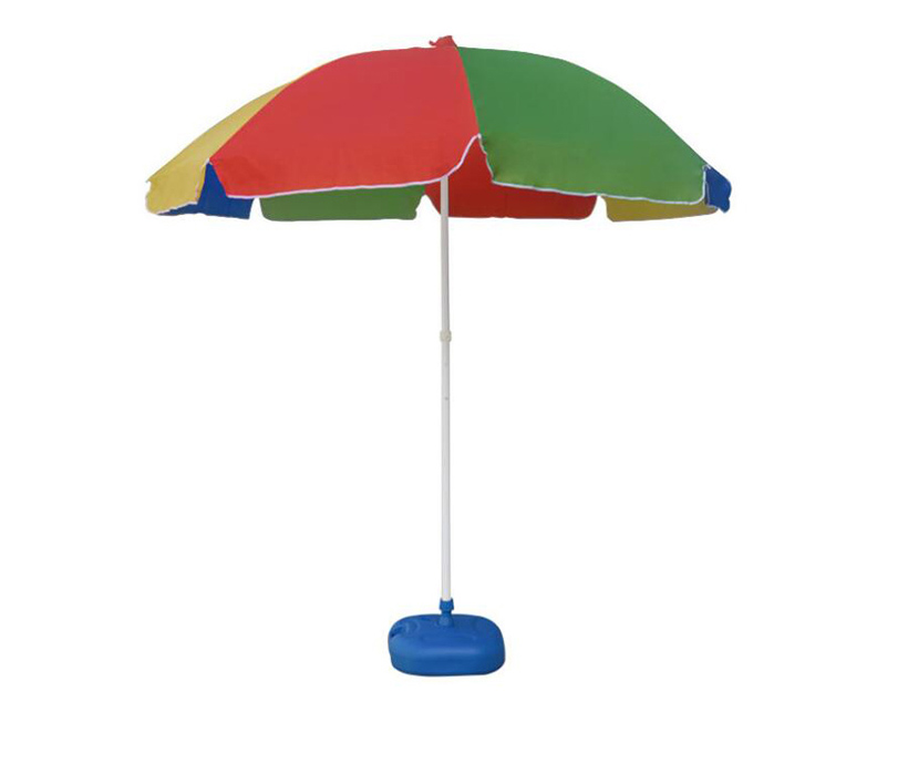Wholesale Custom High Quality Cheap Portable Solar Beach Umbrella