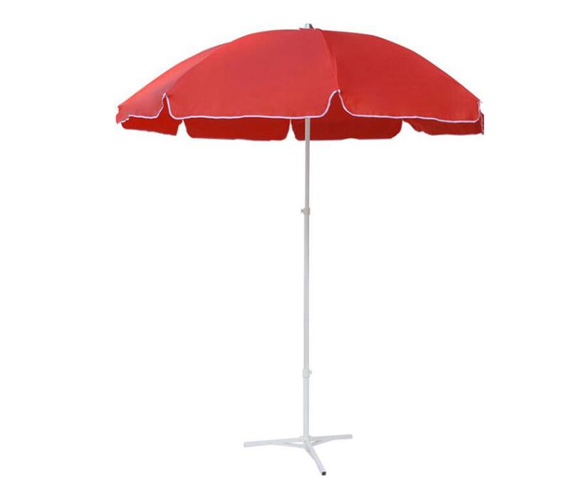 High Quality New Design Custom Beach Umbrella With Fringe