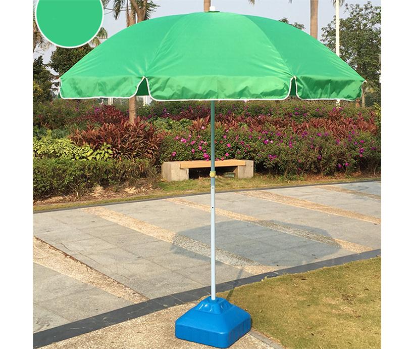 Outdoor umbrella folding custom advertising garden telescopic beach sun umbrella