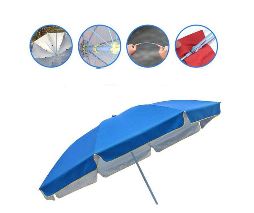Outdoor Folding Fishing Sunshade Umbrella Garden Umbrella, Beach Umbrella