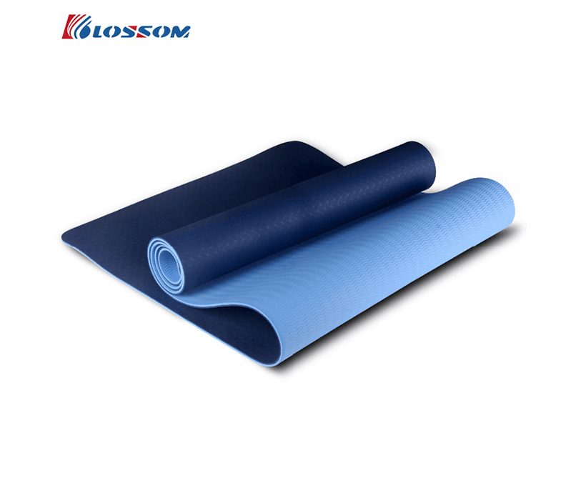 Reach Custom Printed 6mm Thickness Yoga Mat Wholesalet