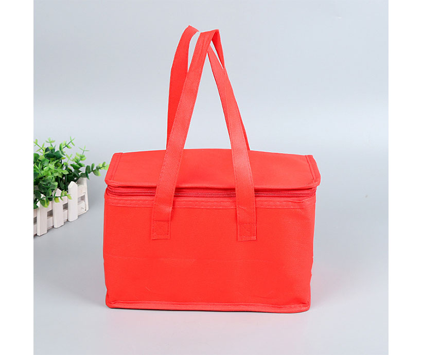 Wholesale Simple Useful Restaurant Lunch Cooler Bag Customized