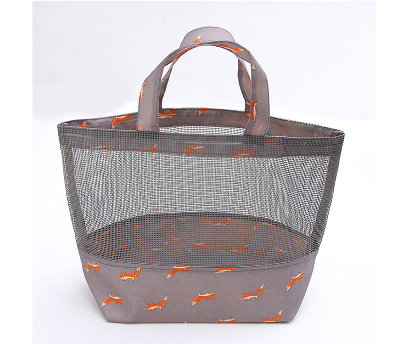 Alibaba High Quality Multi-functional Large Mesh Beach Tote Bag