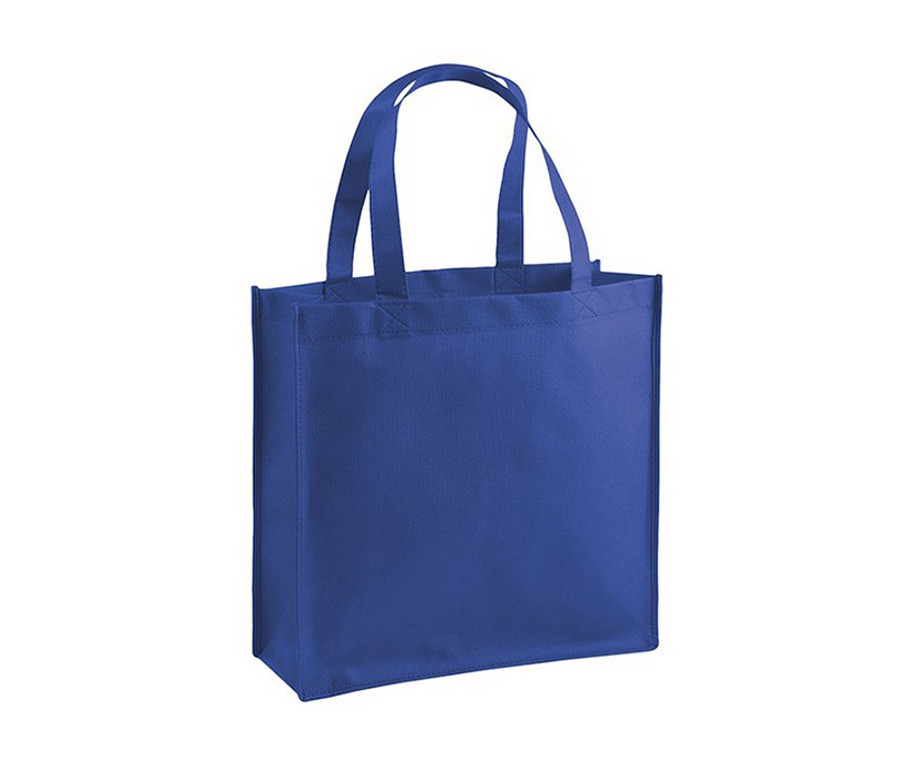 Wholesale Cheap Promotional Non Woven Grocery Tote Shopping Bag