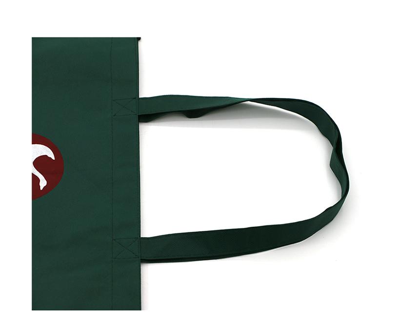 Custom Recycling Environmental Shopping Non Woven Tote Bag