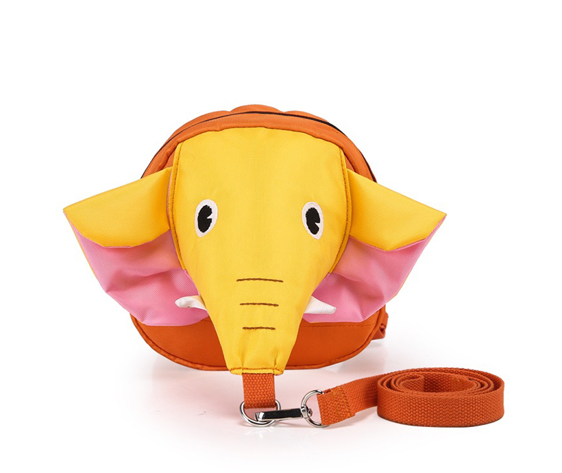 Cartoon Animal 1-3 year old Mini Nylon Baby Small Backpack Early Education Cartoon Children to Prevent Loss