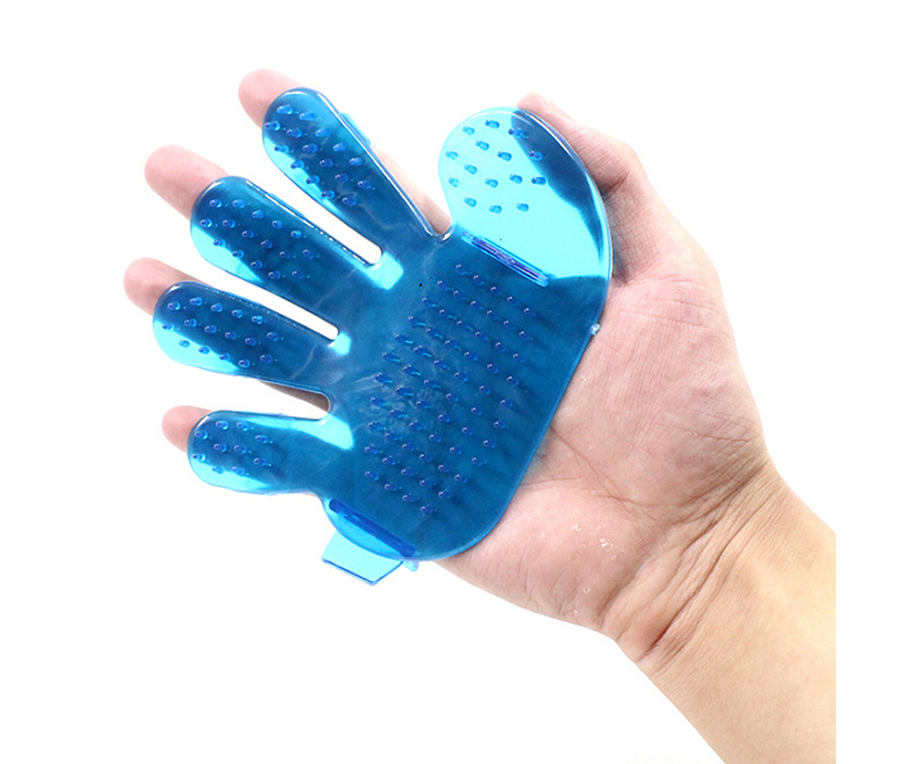 PHot Sale Five Finger Pet Brush Pet Comb And Brush Amazon Top Selling