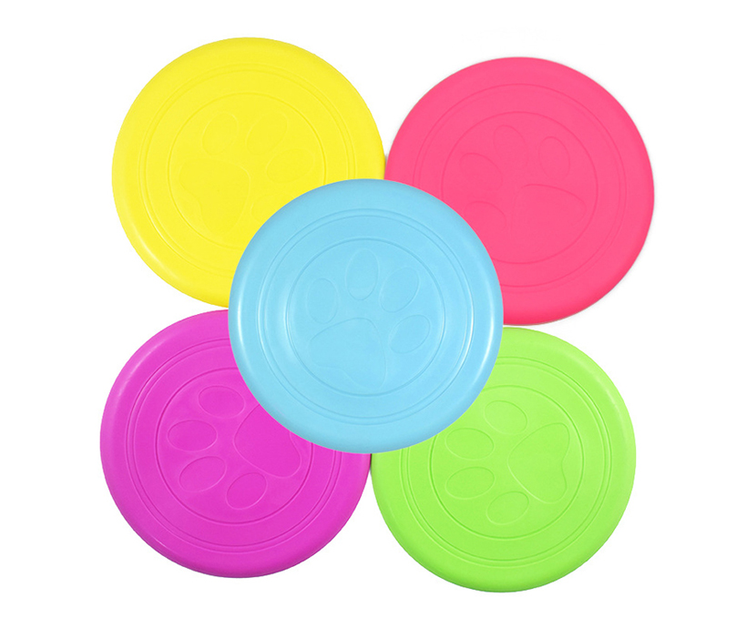Wholesale Customized 11 Inch Pet Custom Plastic Flying Disc