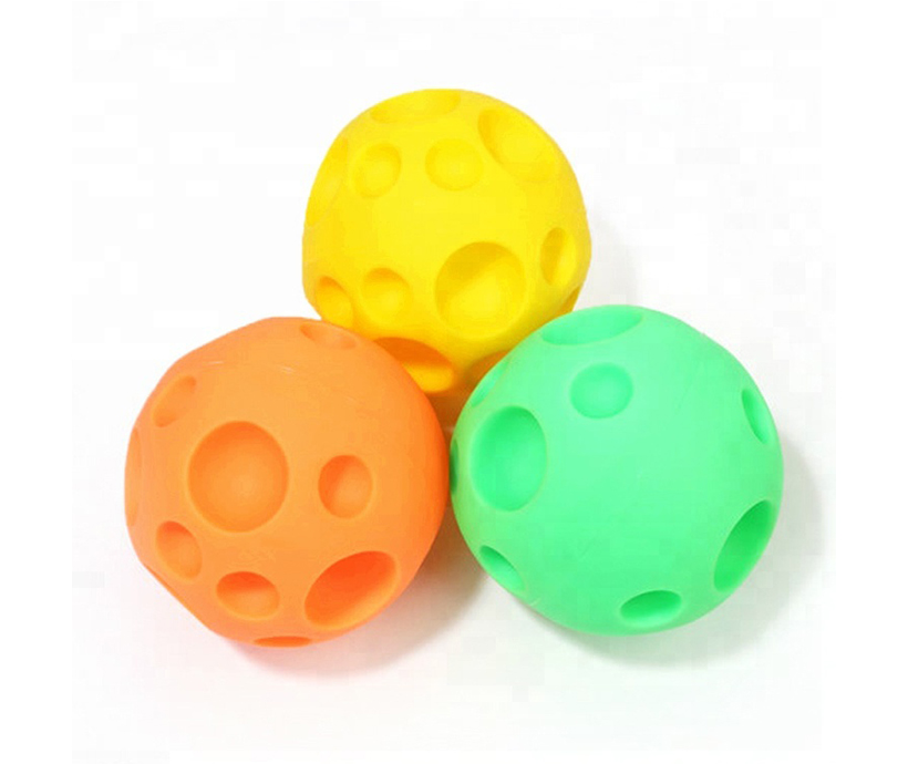PPet Ball-Food Ball For Dogs Ball Nature PVC Chew Toy