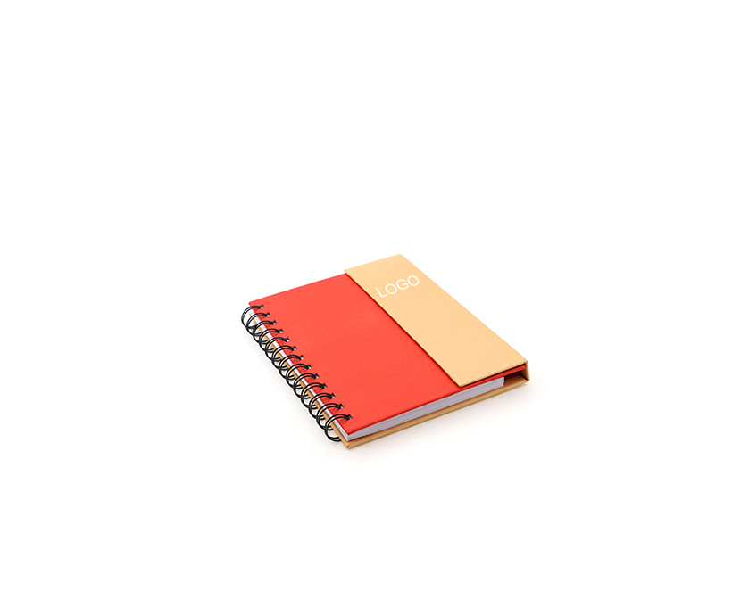 High Quality Fashion Hard Cover Spiral Diary Notebook