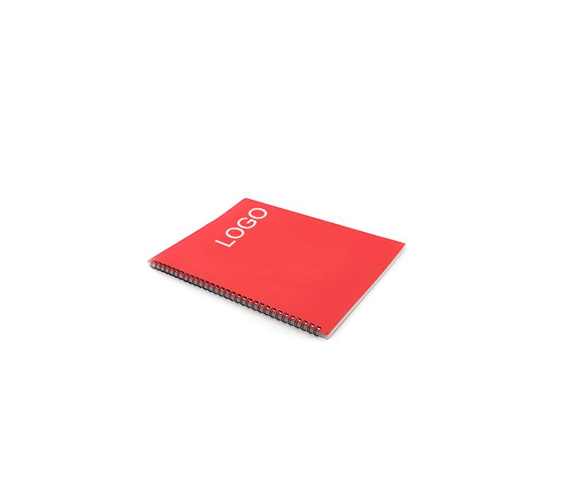 Custom Hardcover Magnetic Buckle Loose-Leaf PU Leather Notebook Custom Notebook