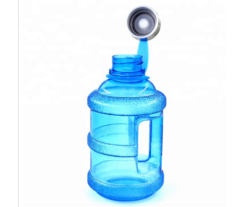 BPA FREE Reusable Plastic Drinking Water Bottle