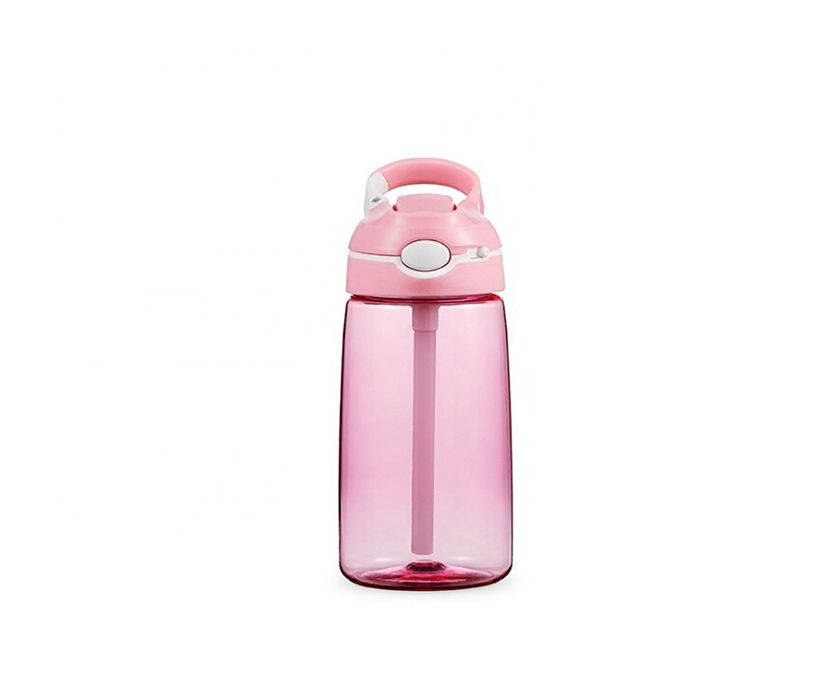 Creative travel portable sports bottle BPA free tritan cup sealed eco friendly water cup