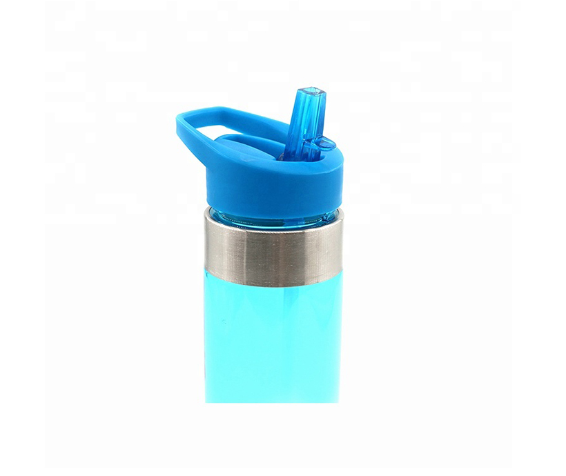 High plastic sports drinking bottle promotional gift water bottle