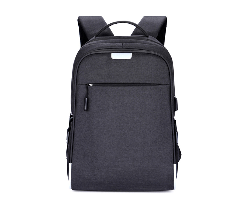 High Quality OEM Custom Logo Waterproof Nylon Travelling Business USB Charging Computer Backpack Laptop Bags