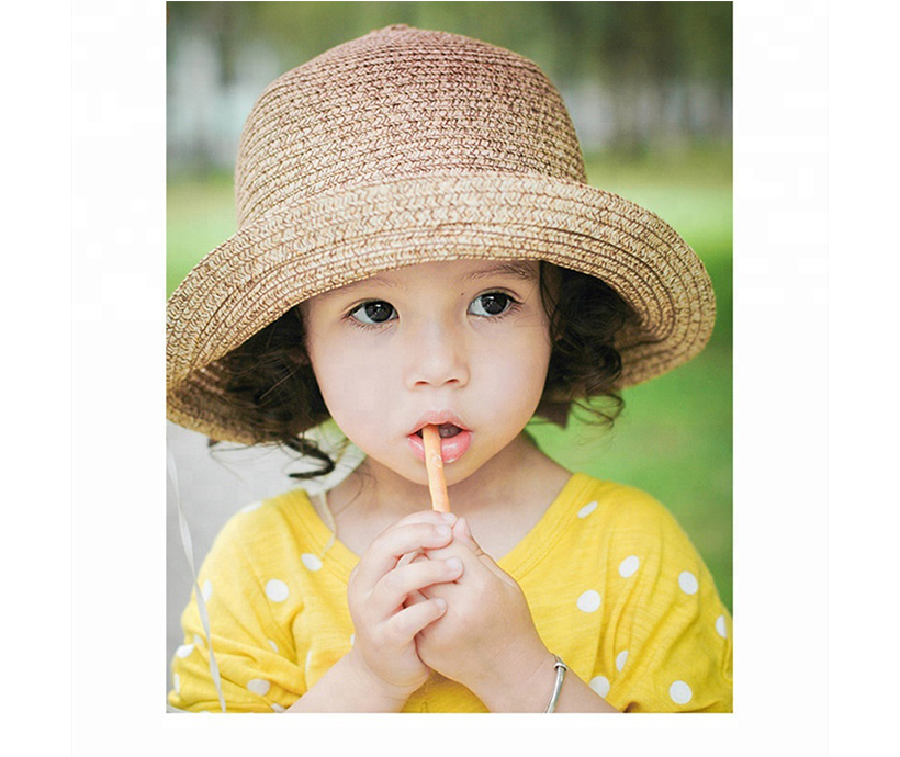 Wholesale Cheap Price sun protection visor hat Caps for children