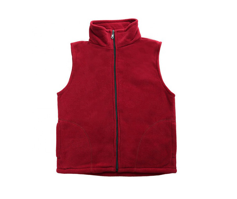 Hot Selling Sleeveless Jacket Women Waistcoat Fleece Vest